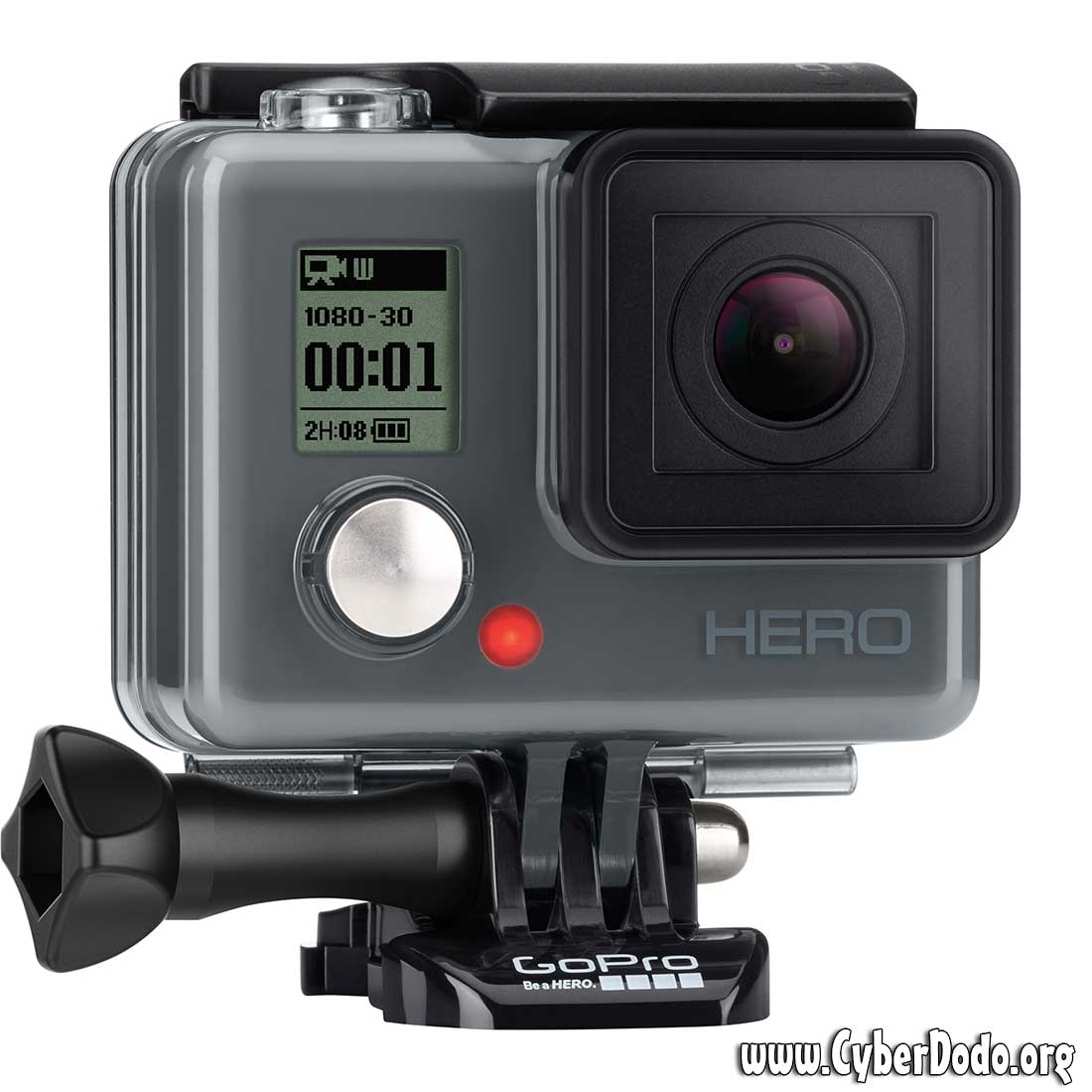 A GoPro HERO camera for the winner of our competition for the months of May and June 2015