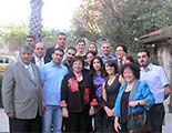 Jerusalem, Palestine: Juzoor Foundation (Roots)