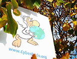 """CyberDodo joins the war against child obesity"" photo competition"