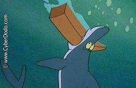 CyberDodo et les Requins (1-27)