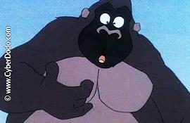 CyberDodo et le Gorille (1-48)
