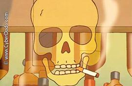 CyberDodo lucha contra el cigarro (2-35)