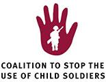 La Coalition pour mettre fin à l'utilisation des Enfants Soldats